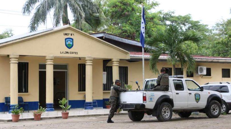 Miembros de la ATIC capturan a novio de policía encontrada muerta en La Lima, Cortés.