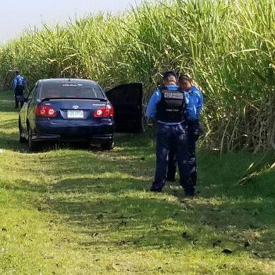 Agente de la Policía Nacional, es encontrada muerta en el interior de su vehículo.