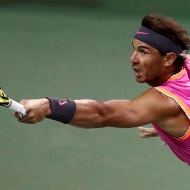 Error de Rafael Nadal en su debut en Indian Wells casi provoca su eliminación