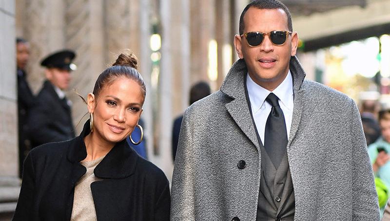 Jennifer Lopez y Alex Rodríguez se comprometen