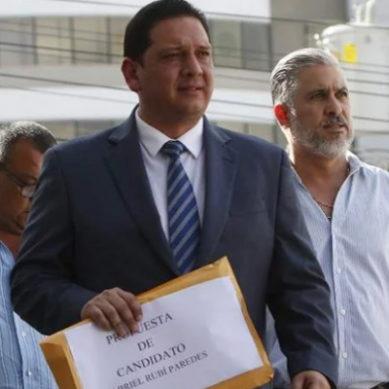 Gabriel Rubí no podrá aspirar a presidencia de la Fenafuth