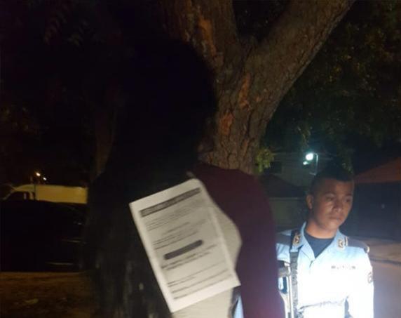 Liberan a Colombina raptada ayer en San Pedro Sula