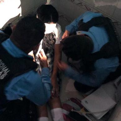 Policía Nacional rescata a joven raptada en Tocoa, Colón